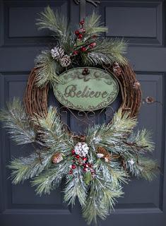 Navidad, Decoración Minimalista