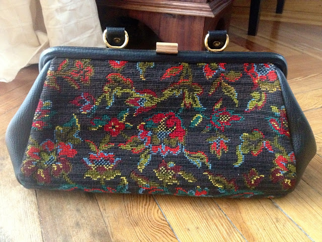 vintage embroidered bags