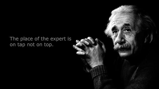 Albert Einstein exhilarating quotes
