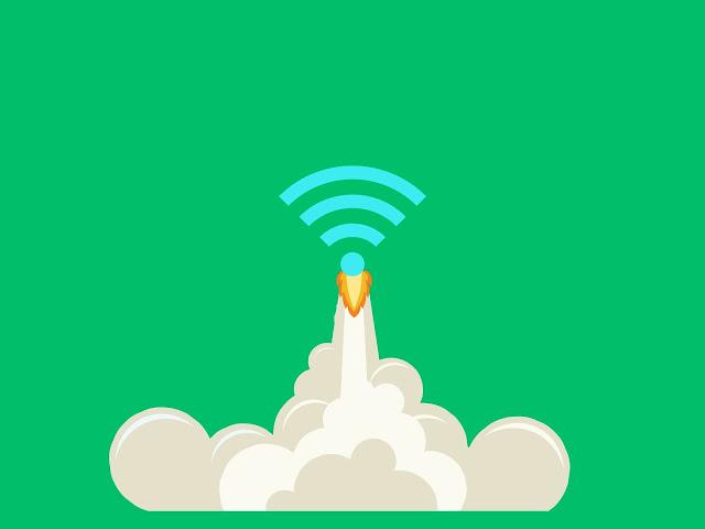 Cara Mempercepat Koneksi WiFi Yang Mudah Dilakukan