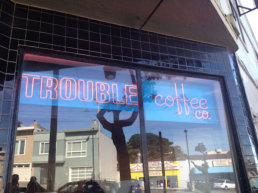 Image result for Trouble Coffee and Co.
