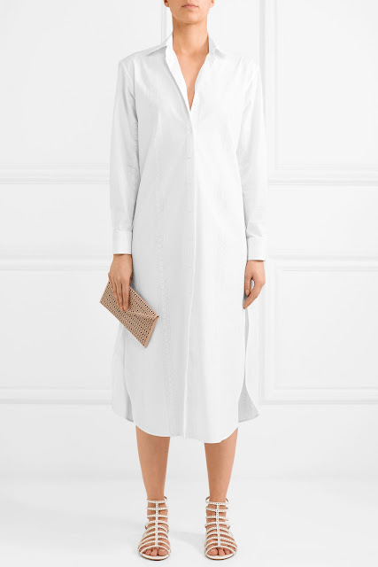 abito bianco tendenza abito bianco come abbinare un abito bianco fashion moda mariafelicia magno fashion blogger italiane
