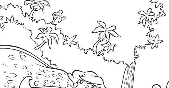 Colorea Yasmín Aladdín: Dibujos Para Colorear: El Paseo De Aladin