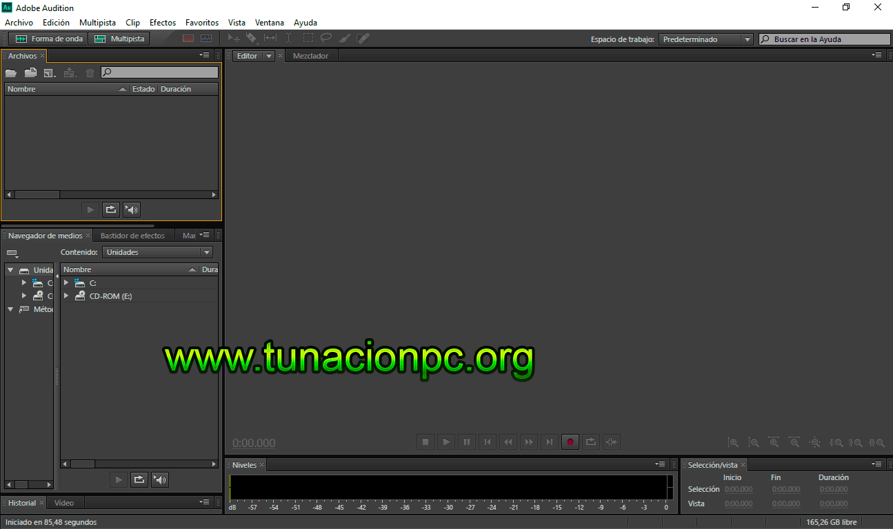 Adobe Audition CS6 Full Español con Activador