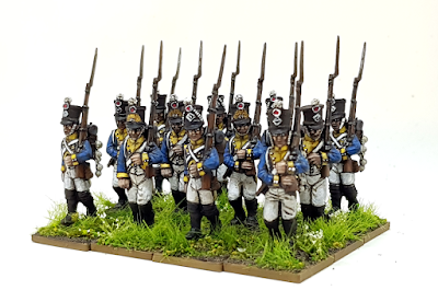 Warlord Games Polish Vistula Legion Fusiliers