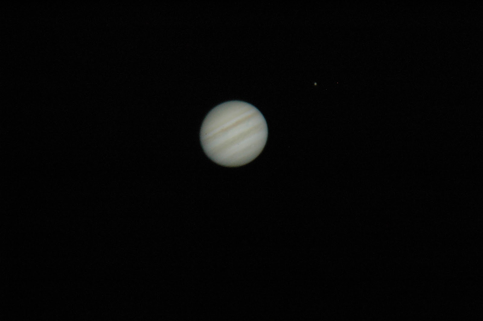 jupiter and moons through telescope - photo #18