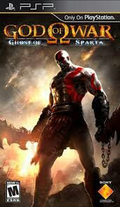 God of War: Ghost of Sparta ( BR ) [ PSP ]