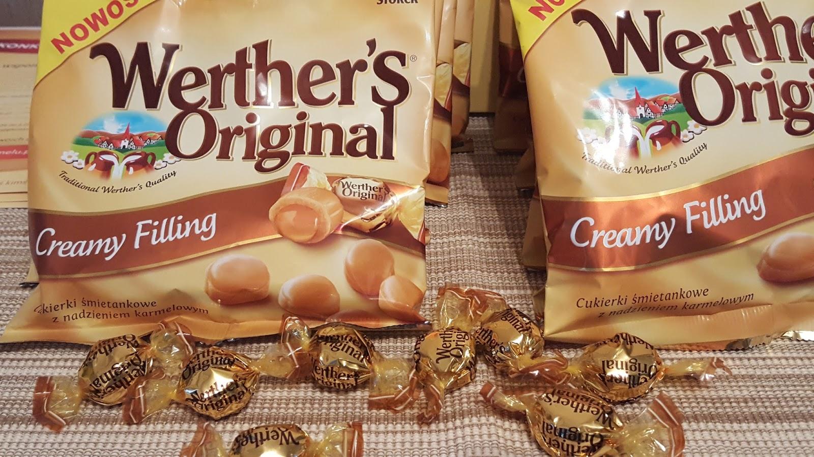 Werther's Original / Creamy Filling / Recenzja