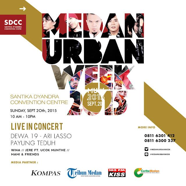 Medan Urban Week 2015