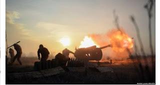 Ucrânia: 1 soldado morto por rebeldes separatista no leste, quarto em 2 dias