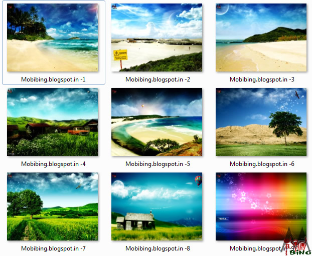 Download Free Mobiles Wallpapers, Themes, Games, 3GP videos and more