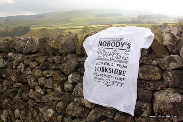 I'm from Yorkshire t-shirt review
