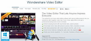 Video Editor by WonderShare