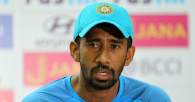 Wriddhiman Saha Biography, Age, Height, Weight