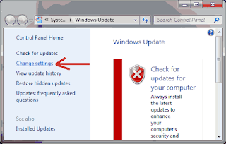 Cara Mematikan Update Windows 7 Ultimate Secara Permanen