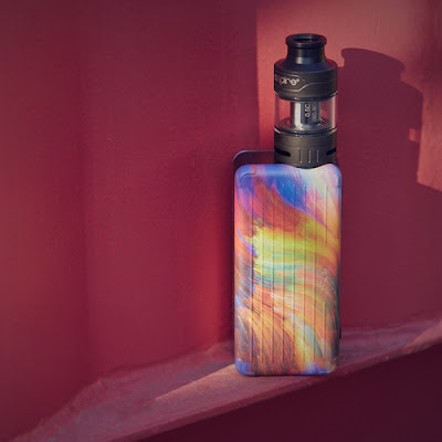 Hello! Chameleon | Aspire Puxos 100W TC E-cigarette Kit