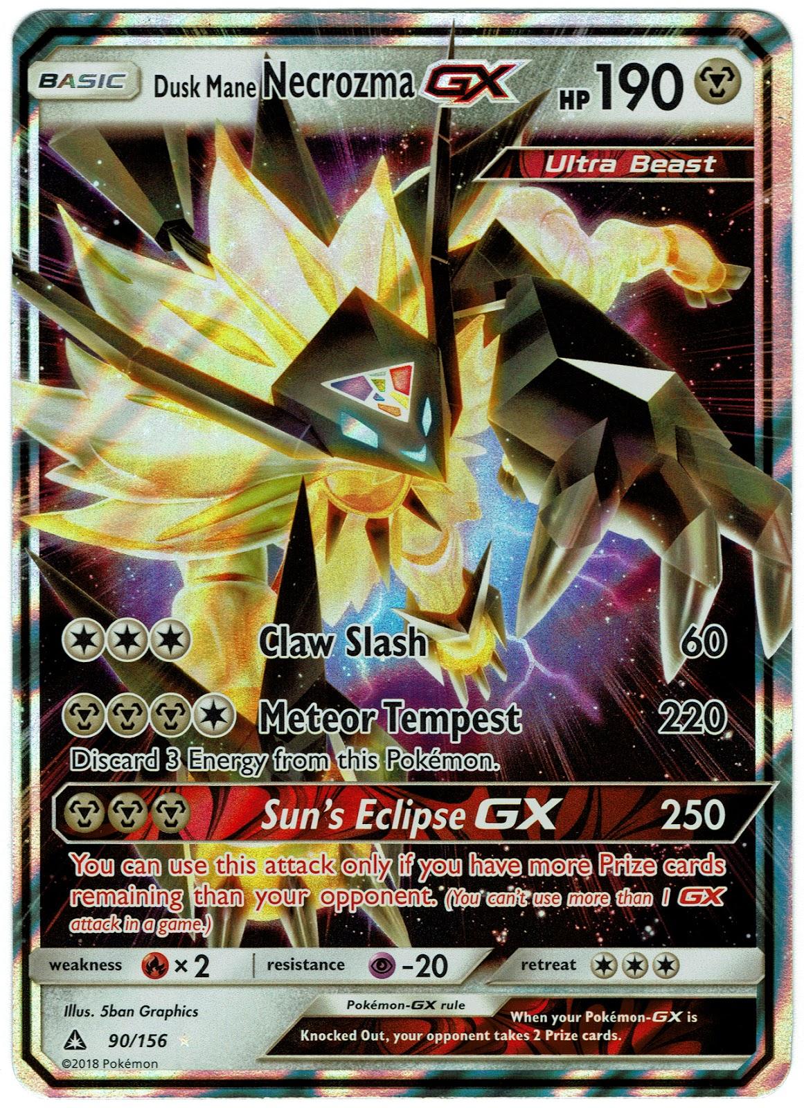 Pokemon Tcg Ultra Prism My Initial Thoughts Primetimepokemon S Blog