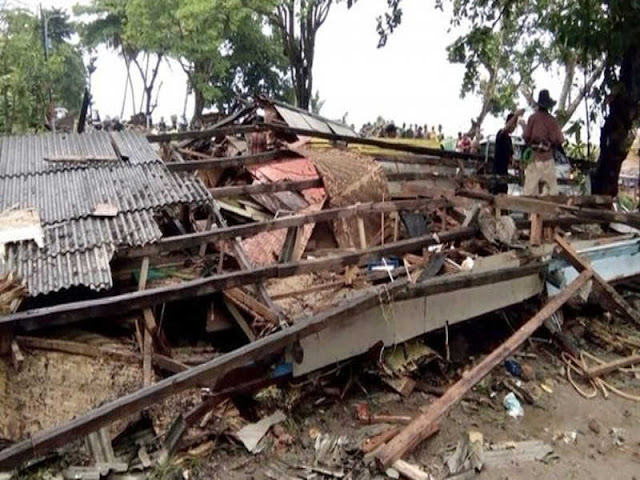 More Than 160 Killed in Lampung and Banten as Tsunami Strikes Sunda Straits
