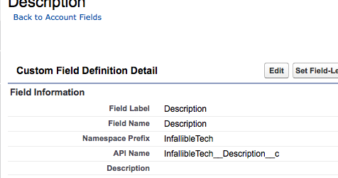 Infallible Techie Line Break In Formula Field In Salesforce