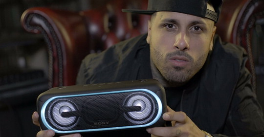 SONY AnnSONY Announces Creative Collaboration with Superstar NICKY JAMounces Creative Collaboration with Superstar NICKY JAM