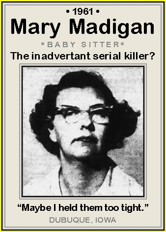 """Unknown Gender History: Mary Madigan: """"The inadvertant"""