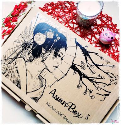 Piękniejszą Być z AsianBox 3