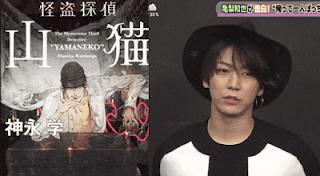 Sinopsis Drama Kaito Yamaneko Episode 1-10 (END)