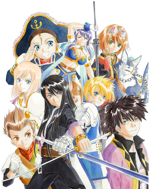 Tales of Vesperia sin una Edición Definitiva en PS4, Xbox, PC