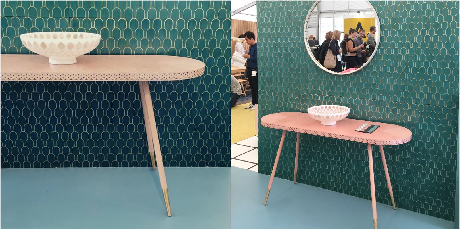 London Design Festival, hello peagreen, interiors blogger