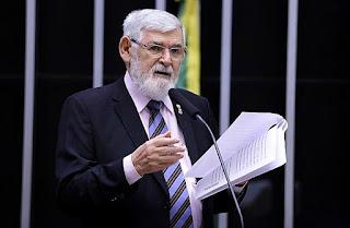 Governo Temer barra todas as emendas de Luiz Couto