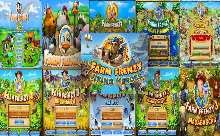 Farm Frenzy 4 Free Download Full Version With Crack