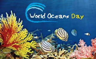 World Ocean Day: 8th June 2018