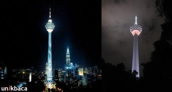 Menara Kuala Lumpur Buatan Anak Indonesia