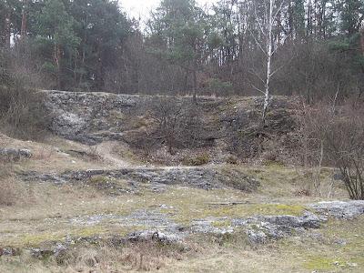 Uroczysko Skałki Twardowskiego, Zakrzówek, wiosenny spacer