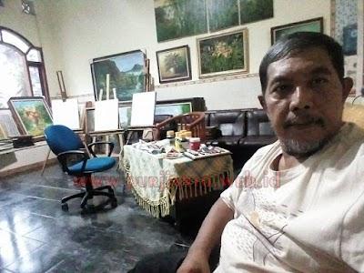 Morry Sunaryo : Pelukis yang melanglang buana di dunia seni lukis Indonesia