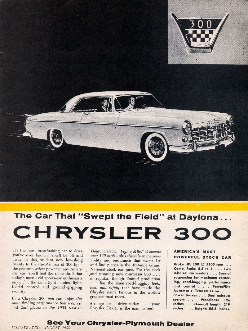These 44 Vintage Car Ads from the 1950s Are Undeniably Cool ...