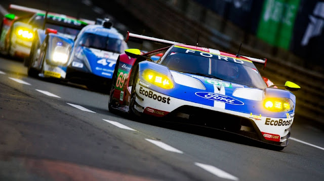 LATEST BMW coming back to 24 Hours of Le Mans in 2018
