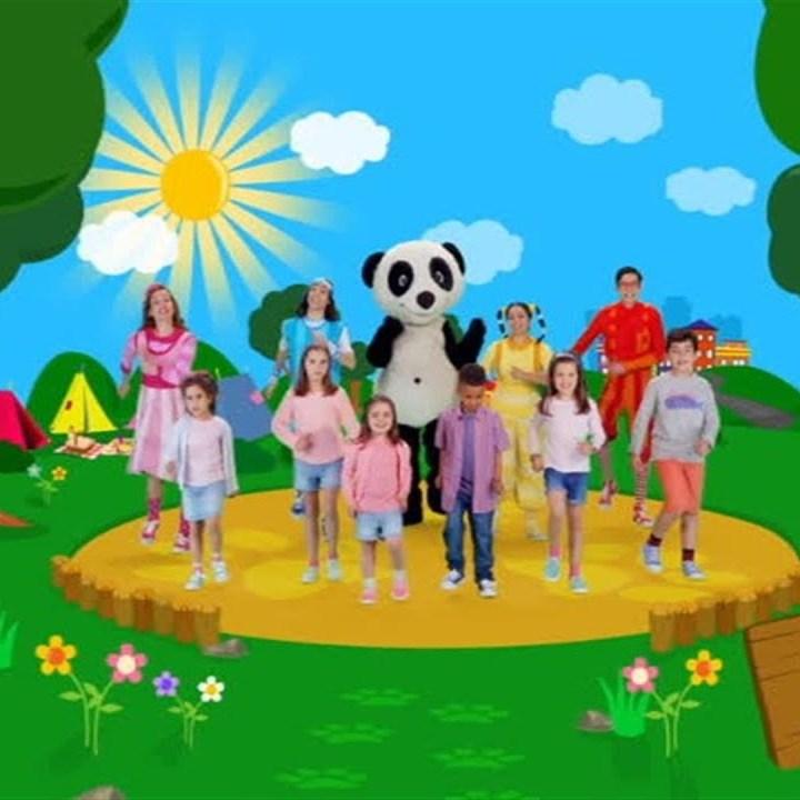 PANDA E OS CARICAS - Panda Manda