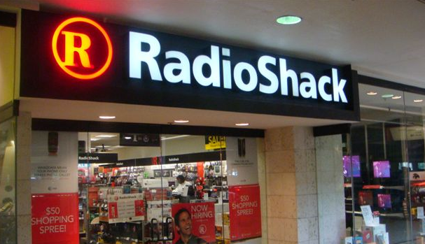 Radio Shack Phones