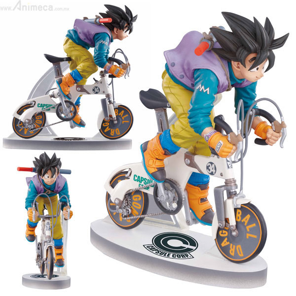 FIGURA SON GOKU 02 Ver. Desktop Real McCoy DRAGON BALL Z
