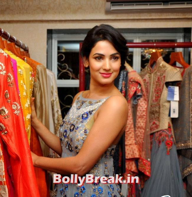 Sonal Chauhan, Sonal Chauhan Launch Anju Bridal Wear Collection Preview