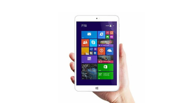 Onda V820w 8-inch tablet with dual OS