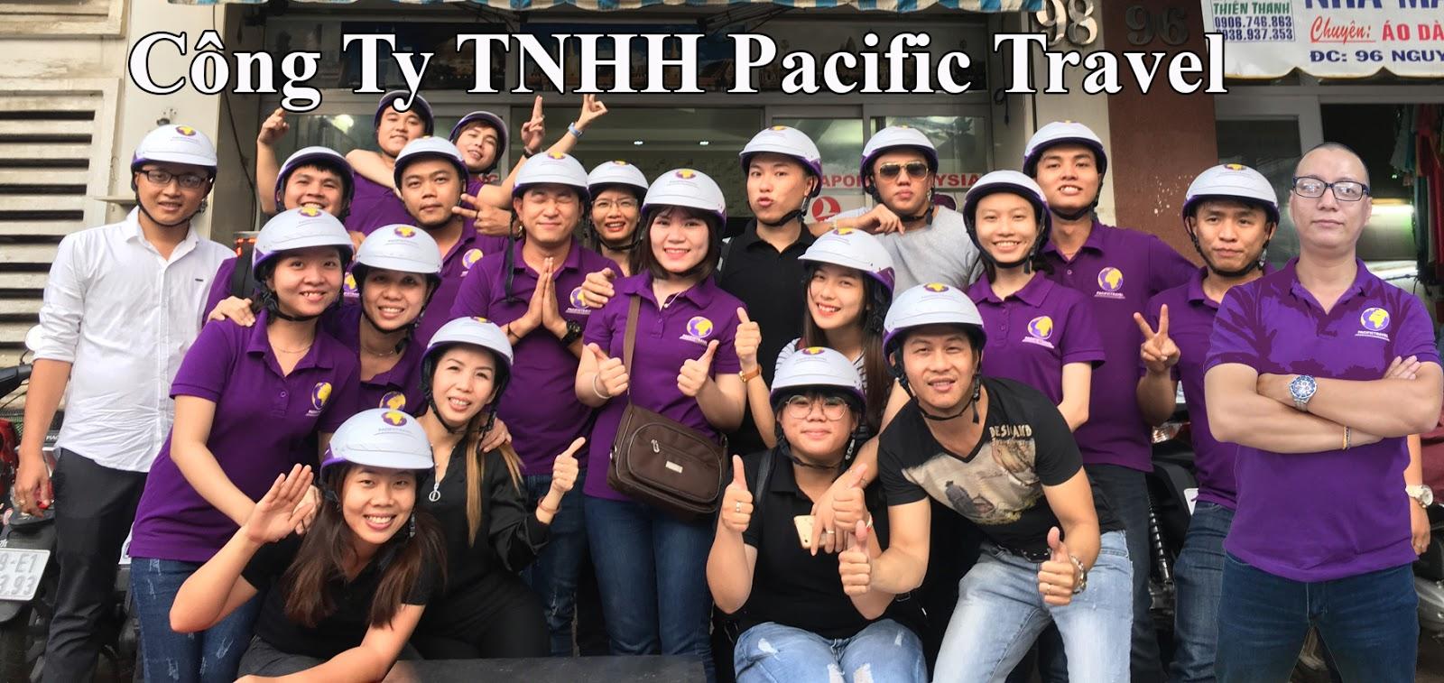 Công ty TNHH Pacific Travel truyền thông du lịch hiệu quả