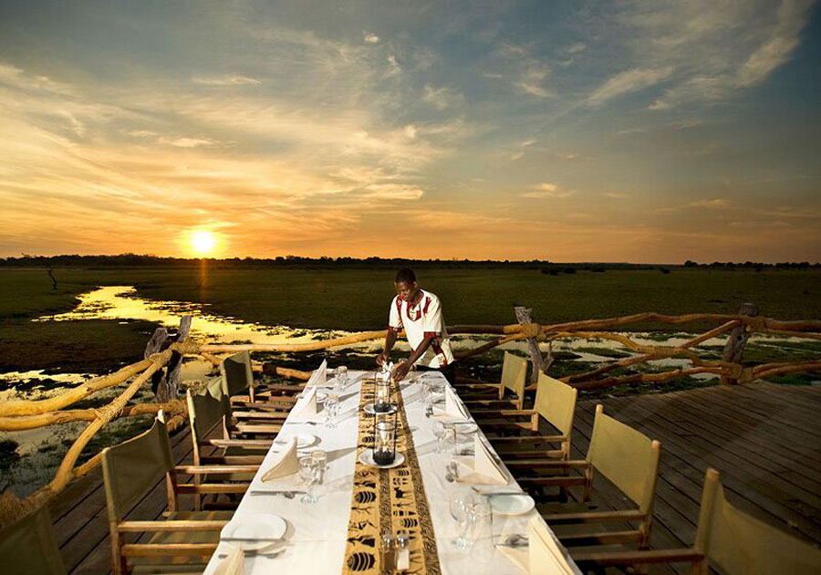 Kafunta River Lodge, Zambia