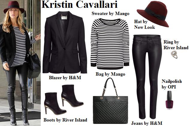 Kristin cavallari casual style 2013