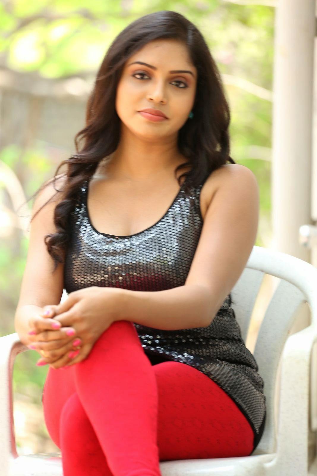 Actress Karunya New glam pics-HQ-Photo-68