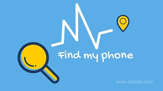 Smartphone hilang ? ini cara melacaknya