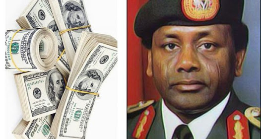 Again, Nigerian lawyers to earn over N6 billion from Abacha loot