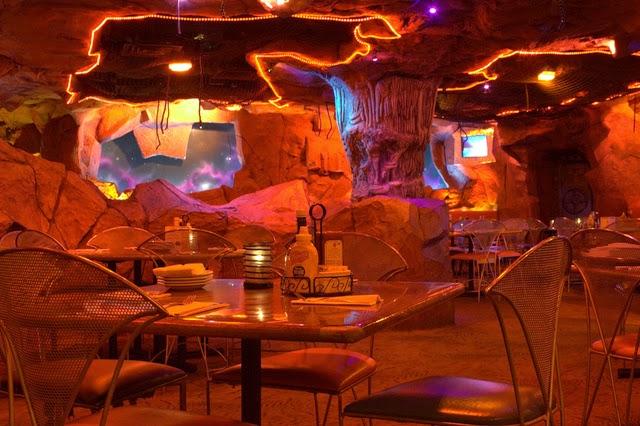 Mars Restaurant Nyc Menu