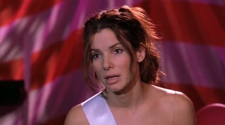 Screen Shot Of Miss Congeniality (2000) Dual Audio Movie 300MB small Size PC Movie
